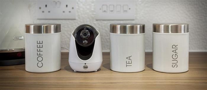 La marca Yale lanza una nueva gama de cámaras IP conectadas